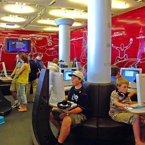 Интернет-кафе Торжка