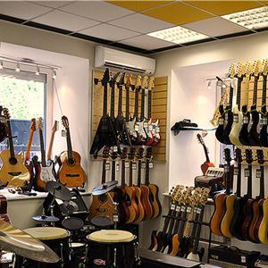 Музыкальные магазины Торжка