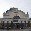 Железнодорожные вокзалы в Торжке