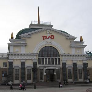 Железнодорожные вокзалы Торжка